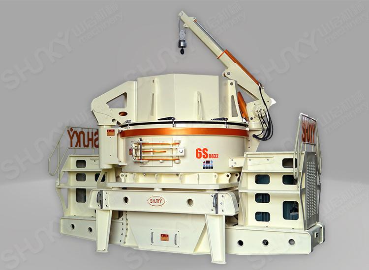 6S新型制砂机