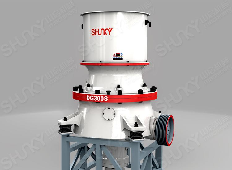 DG单缸液压圆锥式破碎机